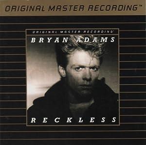 Bryan Adams - Reckless - Amazon.com Music