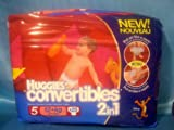 Huggies Convertibles 2 in 1 - Step 5 - 12 + kg / 27 + lbs - x 25