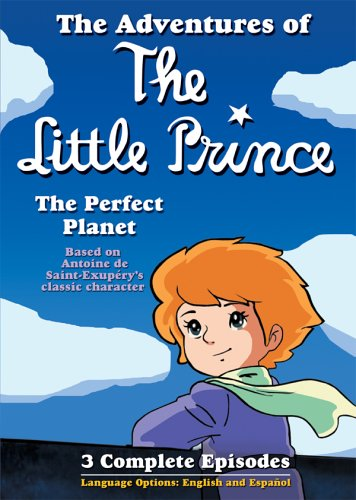 Cover art for  The Adventures of the Little Prince: The Perfect Planet