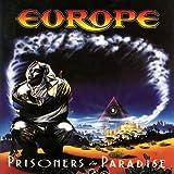 EUROPE Prisoners In Paradise CD JAPAN 1991 ESCA-540