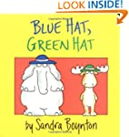 Blue Hat, Green Hat (Boynton Board Bo...