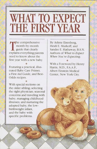 What to Expect the First Year, Arlene Eisenberg