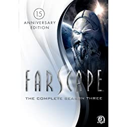 Farscape: Season 3, 15th Anniversary Edition