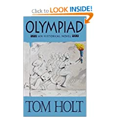 Olympiad: An Historical Novel by Tom Holt