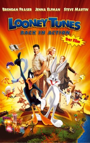 Looney Tunes: Back in Action [VHS]