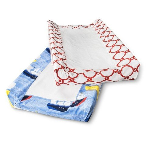 Room 365 Regatta Changing Pad Cover - 1