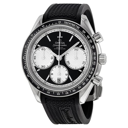 Purchasing Guide: Omega Speedmaster Racing Automatic Chronograph Stainless Steel Mens Watch 32632405001002