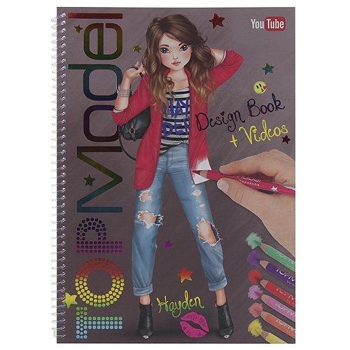 Top Model 048074_A Design Book Plus Video by Top Model (Top Model Design Book compare prices)