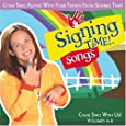 Signing Time! Songs: Volumes 4-6 CD