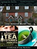 img - for Afternoon Tea Mysteries, Volume Three: A Collection of Cozy Mysteries book / textbook / text book