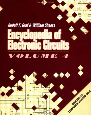 Encyclopedia Of Electronic Circuits, Vol. 4 (Paperback)