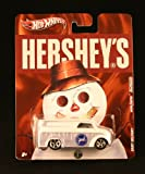 DAIRY DELIVERY * YORK PEPPERMINT PATTY * Hershey's Hot Wheels 2011 Nostalgia Series 1:64 Scale Die-Cast Vehicle