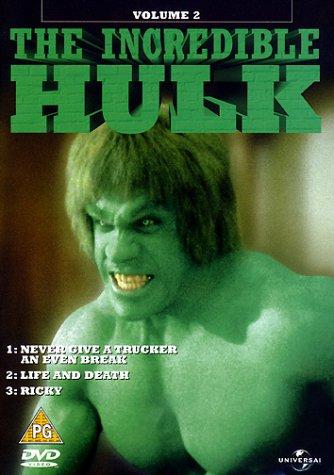 The Incredible Hulk [DVD] [Import]