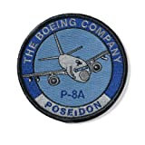 P-8A Poseidon Round Patch