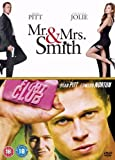 Mr And Mrs Smith/Fight Club [DVD]