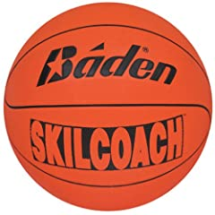 Buy Baden SkilCoach Oversized 35-Inch Rubber Training Basketball by Baden