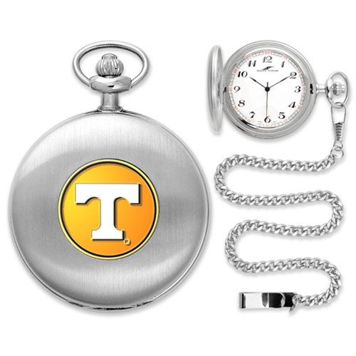 Tennessee Volunteers Silver Pocket Watch
