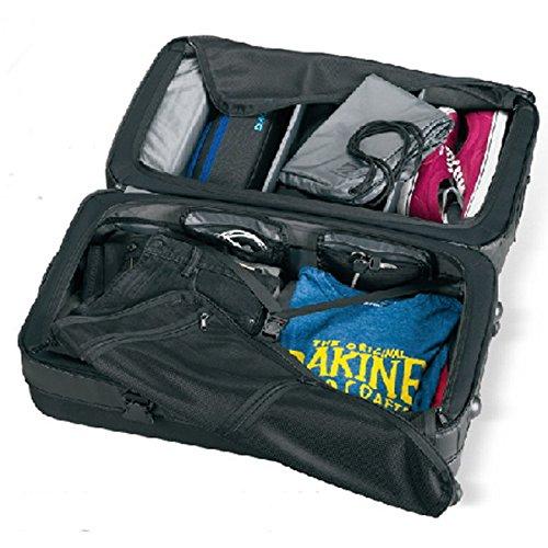 dakine (ダカイン) メンズ キャリーバック スーツケース トラベルバック ae237116 ae237-116 DLX ROLLER 80L