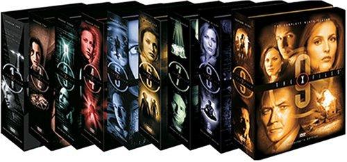 X-Files: Seasons 1-9 [DVD] [Import]