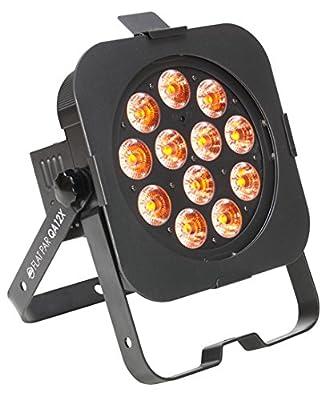 American DJ Flat Par QA12X Quad Colored LED Wash Light
