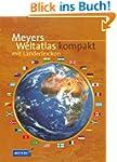 Meyers Weltatlas kompakt mit L�nderle...
