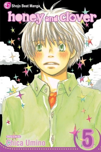 HCI: Honey and Clover, Manga Vol. 5 (v. 5)