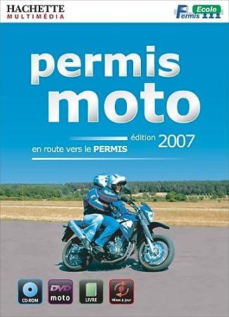 Permis moto - édition 2007
