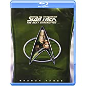 Star Trek: The Next Generation: Season 3 [Blu-ray] [Import]
