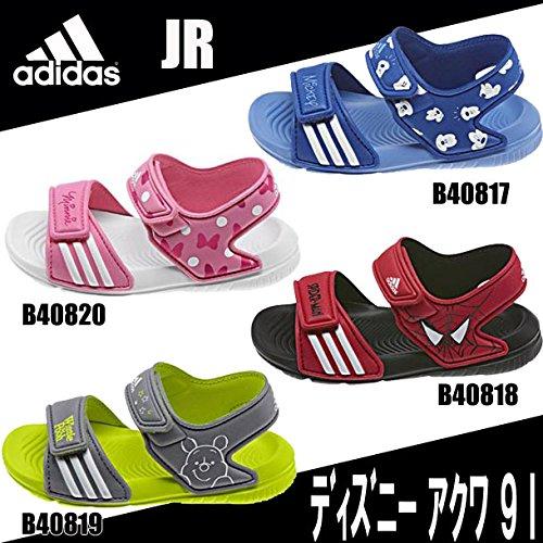 adidas Disney Akwah 9 Rosa/bianco taglia 27 sandali da bambino