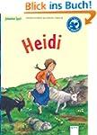 Heidi: Der B�cherb�r: Klassiker f�r E...