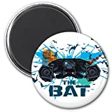 Warner Bros. 'Batman-The Bat' Fridge Magnet
