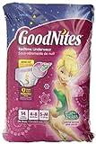 Goodnites Underwear - Girl - Small - 14 ct