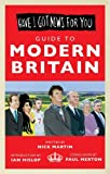 Nick Martin Have I Got News For You: Guide to Modern Britain