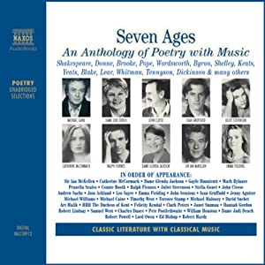 Seven Ages: An Anthology of Poetry with Music | [William Shakespeare, Emily Dickinson, Ted Hughes]