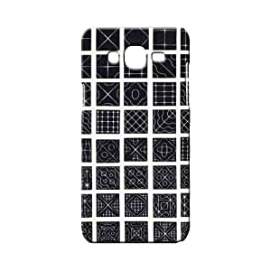 G-STAR Designer 3D Printed Back case cover for Samsung Galaxy E7 - G6045