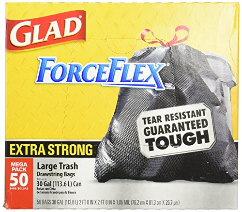 4-pack-glad-78539-forceflex-trash-bags-30-gallon-new