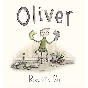 Birgitta Sif, Oliver, at amazon