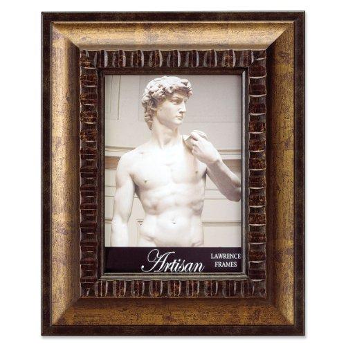 Amazoncom  Lawrence Frames 795280 White Wood Treasure