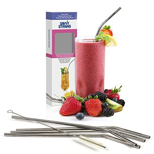 stainless-steel-straws-by-savvy-strawsaar-95-inches-long-set-of-5-cleaning-brush-gift-box-reusable-m