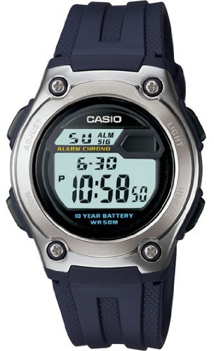 Casio Men'S W211-2Av Digital Sport Watch