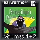 Rapid Brazilian (Portuguese): Volumes 1 & 2 Hörbuch von  earworms Learning Gesprochen von: Marlon Lodge