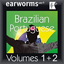 Rapid Brazilian (Portuguese): Volumes 1 & 2  by  earworms Learning Narrated by Marlon Lodge
