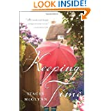 Keeping Time Novel Stacey McGlynn