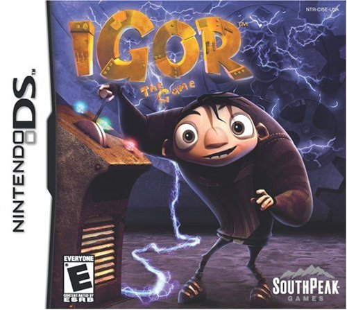 IGOR The Game - Nintendo DS - 1
