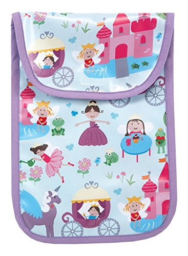 AM PM Kids! Diaper Clutch, Fairy Princess