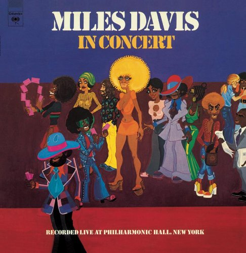 In Concert: Live at Philharmonic Hall artwork