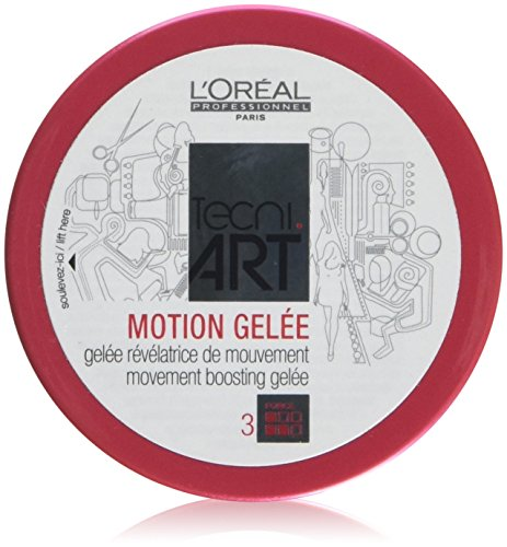 L'Oreal - Gel Gloss Motion Gelee - Linea Tecni Art - 100ml