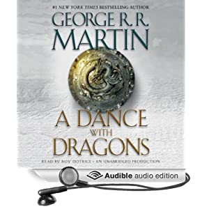 Amazon.com: A Dance with Dragons: A Song of Ice and Fire ... A Dance With Dragons Audiobook Cover