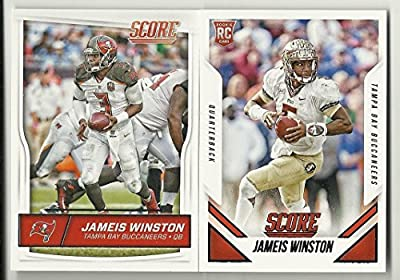 2015 & 2016 Panini Score Football Tampa Bay Buccaneers 2 Team Set Lot 24 Cards W/Rookies