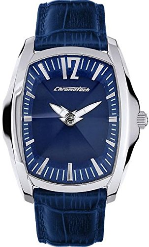 Chronotech Orologio al Quarzo Prisma Light Blu 30  mm
